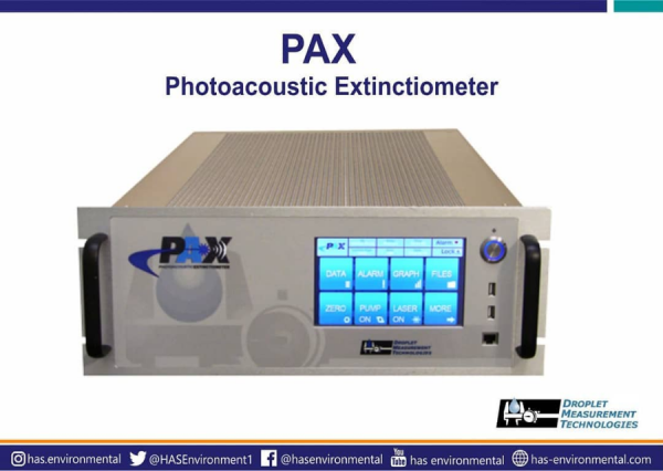 Photoacoustic Extinctiometer