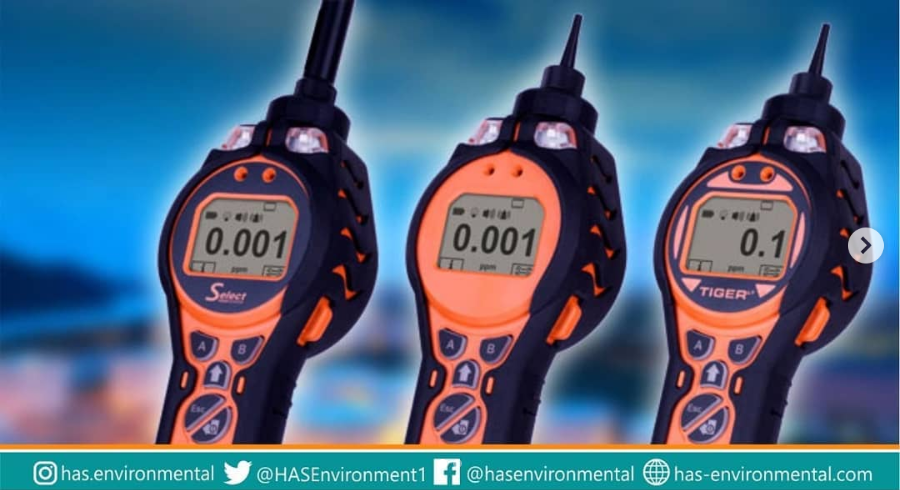 Detektor Tiger Select Benzene dan Total Aromatic Compound (TAC)