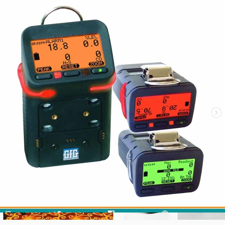 GFG Gas Detector