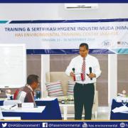 Praktek uji alat keselamatan kerja (Industrial Hygiene)