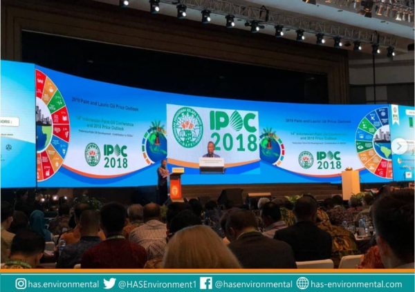 Acara IPOC (Internasional Palm Oil Conference) 2018