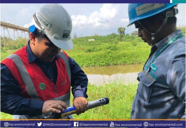 Survei Monitoring Kualitas Air