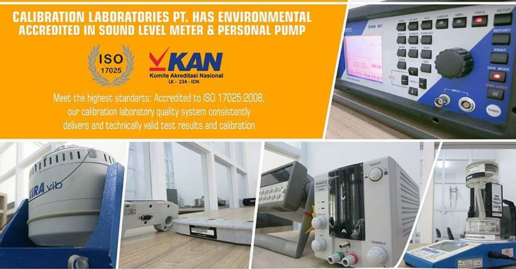 Calibration & Services
