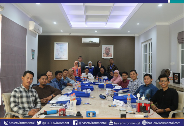 Training HIMu (HIGIENE INDUSTRI MUDA) 1 – 6 Juli 2019