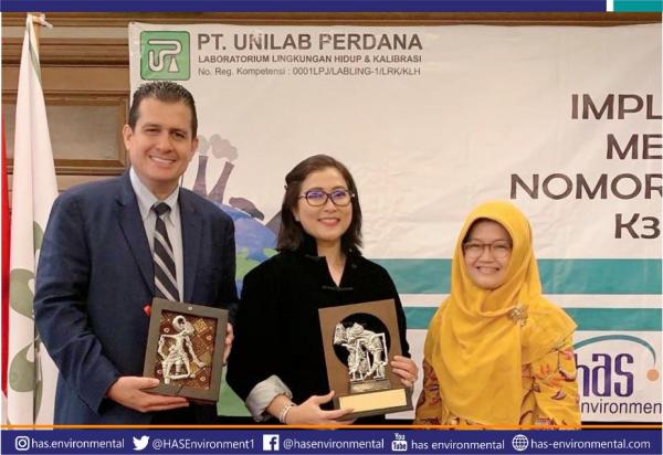 Implementasi Peraturan Menteri Tenaga Kerja No. 05 Tahun 2018 Tentang K3 Lingkungan Kerja