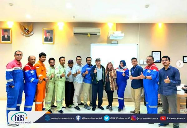 Training pengenalan dan penggunaan alat-alat Industrial Hygiene