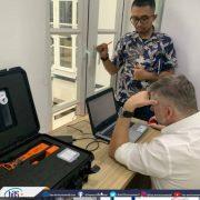 Training dari Ion Science untuk produk dan kalibrasi / services