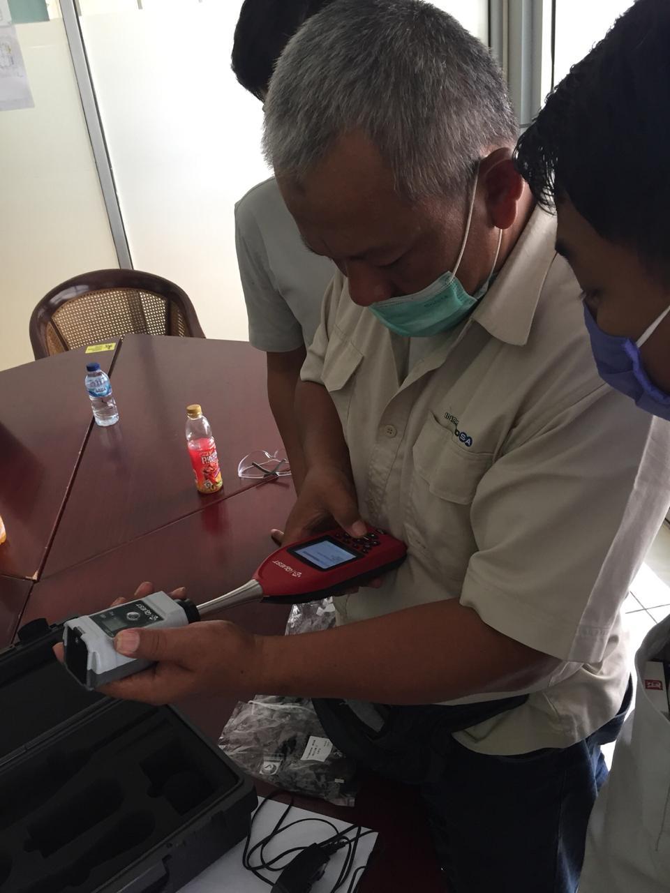 Training alat Sound Level Meter – TSI Quest
